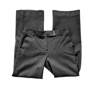 Talbots Black Wool Trousers